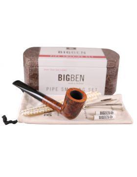 BigBen Smoking Set brown straight 501