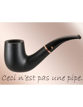 BigBen La Pipe 249 black matte (filter)