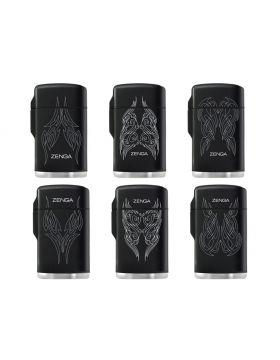 Zenga ZL-10 Black Tattoo maxi jetflame (12)