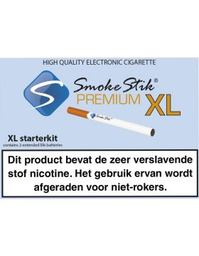 SmokeStik Premium XL Starter  Kit