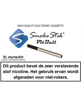 SmokeStik Pitbull XL Starter Kit
