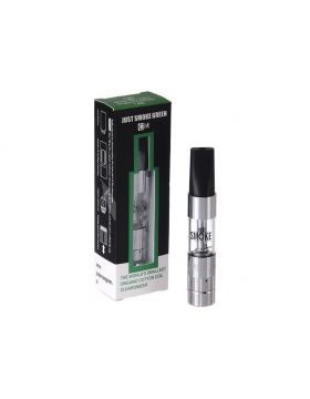 Clearomizer JSG C14 Clear FlatBottom Coil