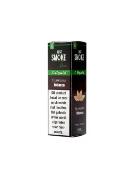 JSG E-Liquid Tobacco-Line 10ml Supreme Tobacco 18mg (excl.)