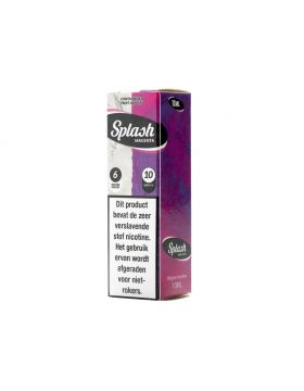 JSG E-Liquid Splash 10ml Magenta (Dragonfruit) 0mg