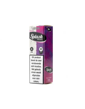 JSG E-Liquid Splash 10ml Magenta (Dragonfruit) 6mg