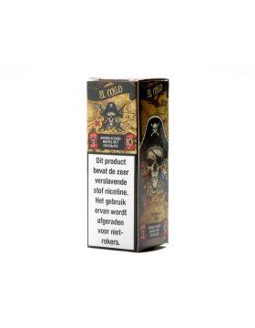 JSG E-Liquid Cartel 10ml El Coilo 0mg