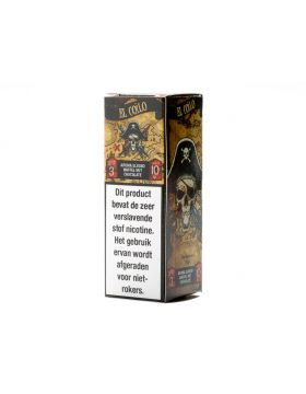 JSG E-Liquid Cartel 10ml El Coilo 4,5mg