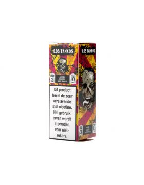 JSG E-Liquid Cartel 10ml Los Tankos 3mg