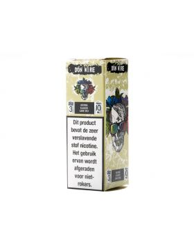 JSG E-Liquid Cartel 10ml Don Wire 3mg