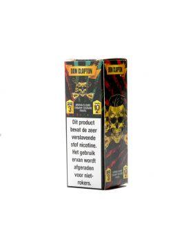 JSG E-Liquid Cartel 10ml Don Clapton 3mg