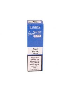 FreeSenses E-liquid appel 0mg