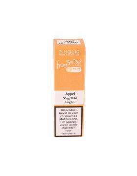 FreeSenses E-liquid appel 6mg