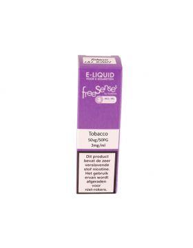 FreeSenses E-liquid tobacco 3mg