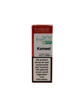FreeSenses E-liquid kameel 12mg