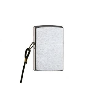 Zippo #275 Lossproof Chrome Brushed