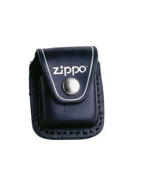 Zippo Lighter Pouch Black w/ Clip