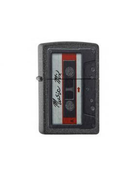 Zippo #211 Iron Stone     Tape Music Mix