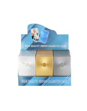 Clic Box Super King Size 20   stuks Zorr metallic (12)
