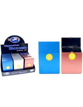 Sigaretten box Cool pop up    metallic ass. 20KS (12)