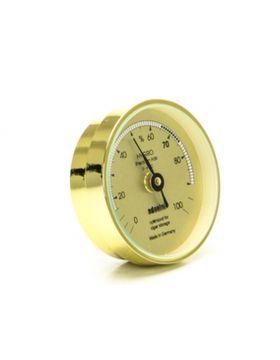 Adorini hair hygrometer small goud