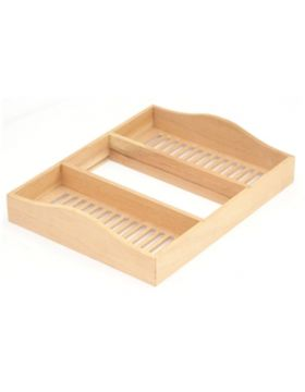 Cedar tray size L