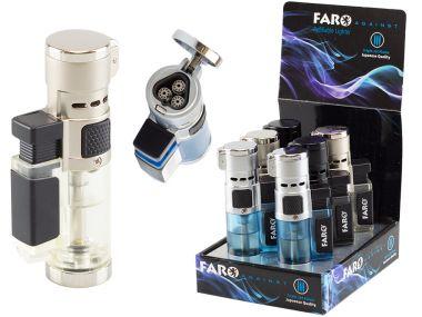 Triple Jet aansteker Faro (6)