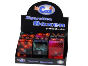 Sigaretten box Cool pop up gekleurd 20KS  (12)