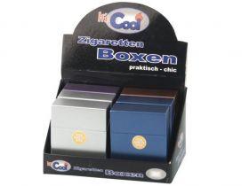 Sigaretten box Cool pop up metallic ass. 25KS  (6)
