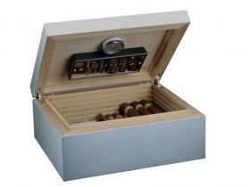 Adorini Aluminium M Deluxe - for 75 cigars