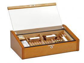 Adorini Vega Deluxe (mahogany) - for 100 cigars
