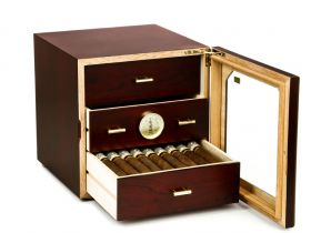 Adorini Chianti medium Deluxe rosewood- for 100 cigars